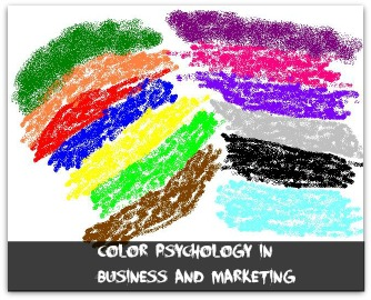 Color Psychology in Business & Marketing