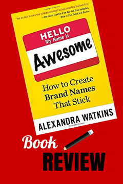 Hello My Name is Awesome Book Review